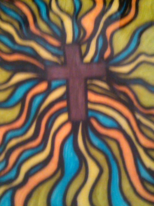 cross - Tracy Garlanger