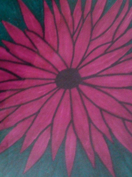 flower - Tracy Garlanger