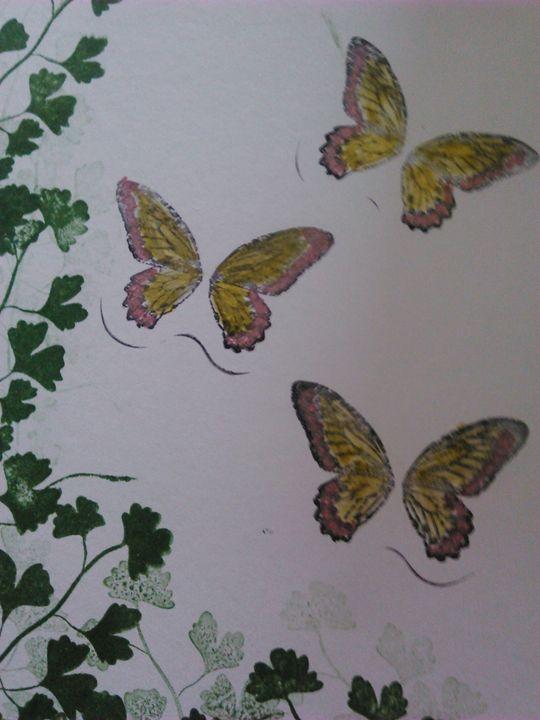 butterflies 2 - Tracy Garlanger