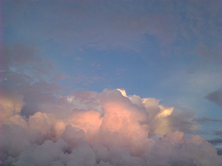 heavenly sky 4 - Tracy Garlanger