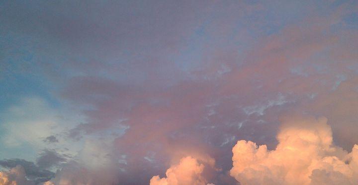 Heavenly sky 3 - Tracy Garlanger