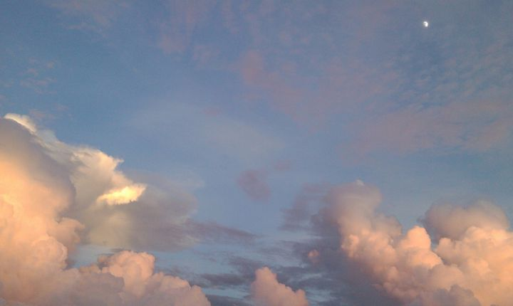 heavenly sky 2 - Tracy Garlanger