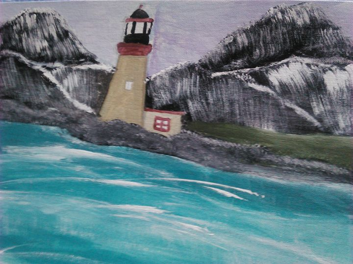Lighthouse 2 - Tracy Garlanger