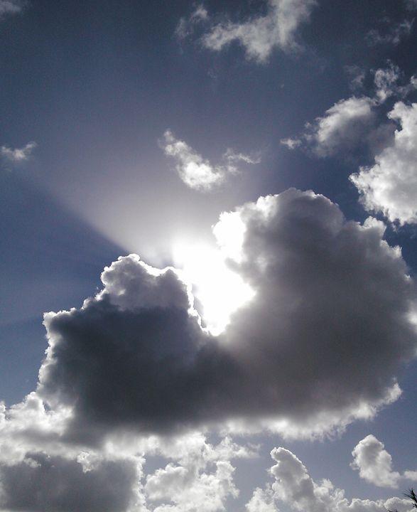 God's Holy  Light - Tracy Garlanger