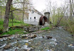 The Grist Mill - Dorset, Vermont