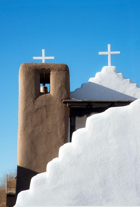 San Geronimo Chapel - Photography By Gordon Ripley