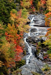 Flume Cascade - Crawford Notch NH