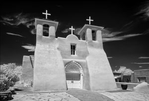 The San Francisco de Asis Mission
