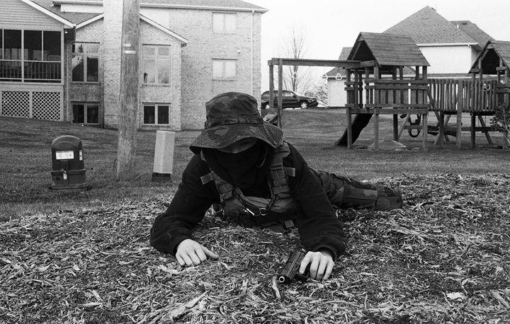 Boy Soldier - Ethan Lehman