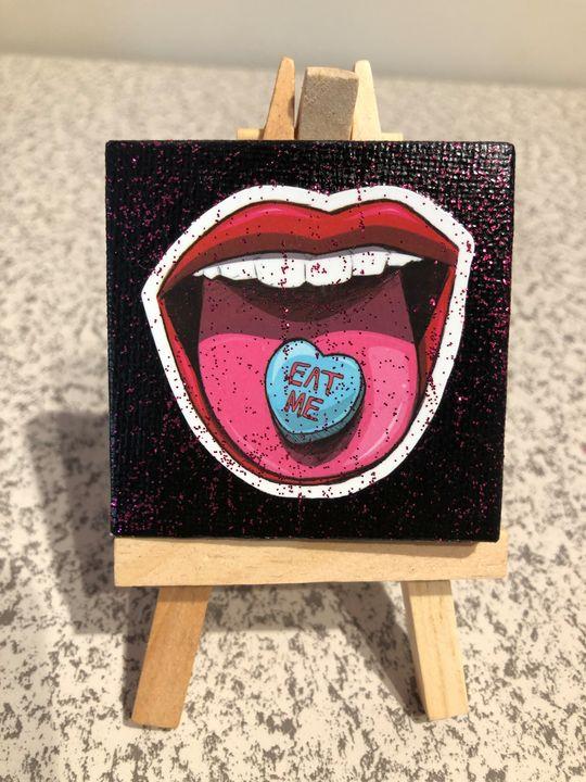 Eat Me - Sandra Mallut Moods and Colors
