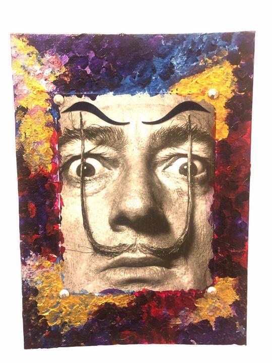 Hello Dali - Sandra Mallut Moods and Colors