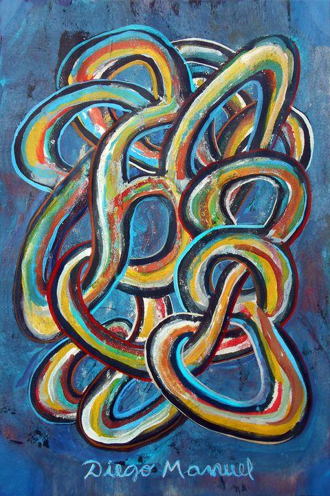 Graffiti 2021 - Diego Manuel Rodriguez