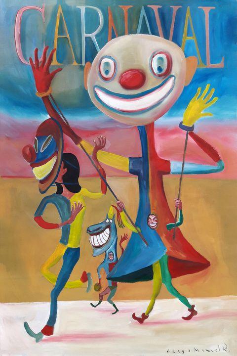 Carnaval - Diego Manuel Rodriguez