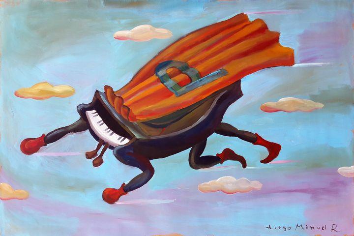 Super piano - Diego Manuel Rodriguez