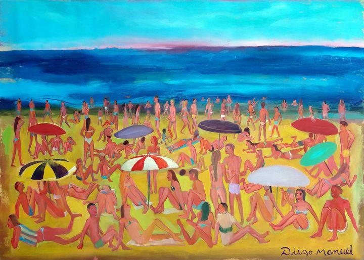 The Beach - Diego Manuel Rodriguez