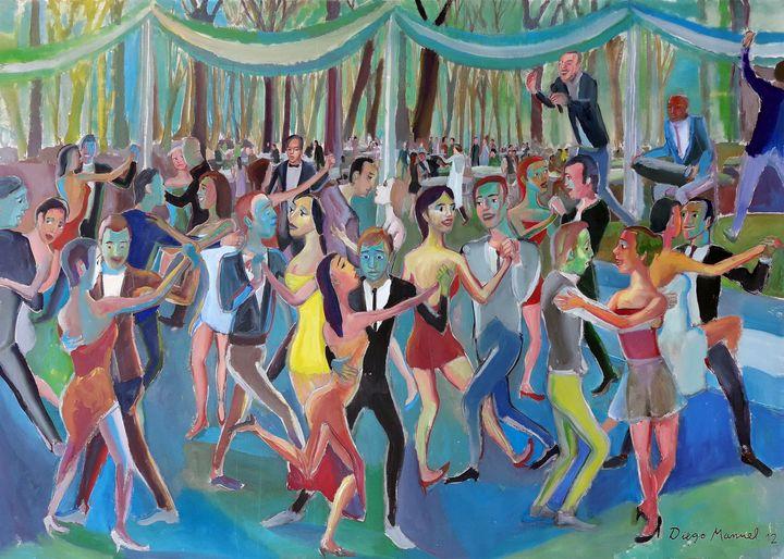 Tango party - Diego Manuel Rodriguez