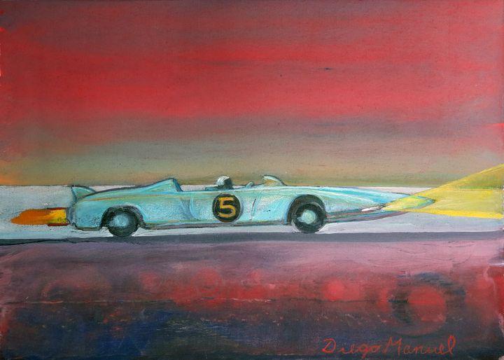 sports car - Diego Manuel Rodriguez