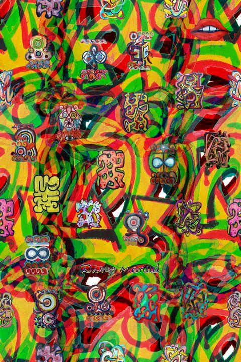 Graffiti - Diego Manuel Rodriguez