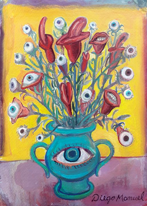 Flowers - Diego Manuel Rodriguez