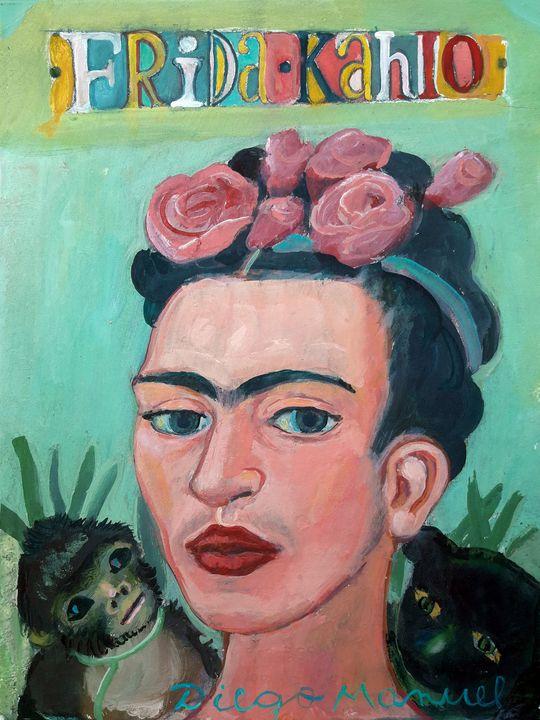 Frida - Diego Manuel Rodriguez