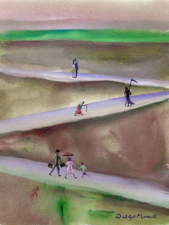roads - Diego Manuel Rodriguez
