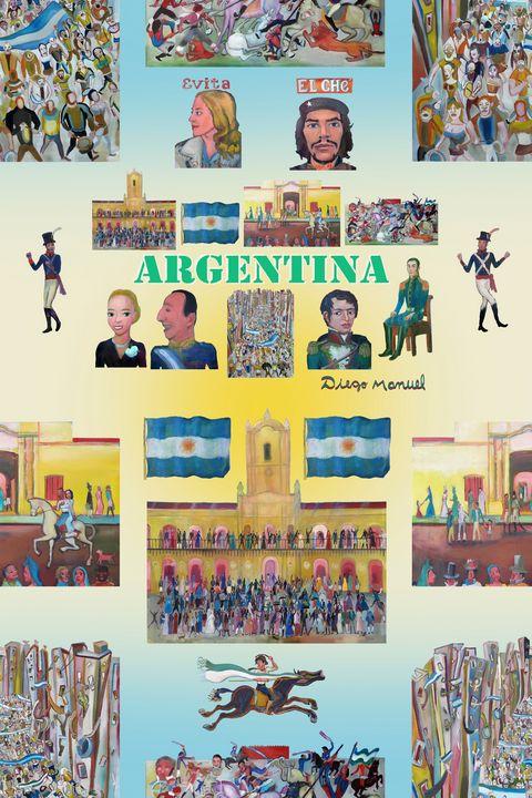 Argentina - Diego Manuel Rodriguez