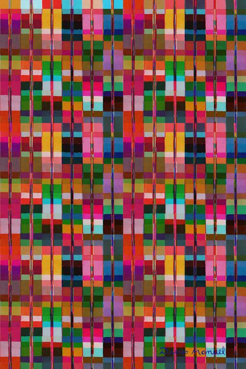 Composition 12 - Diego Manuel Rodriguez