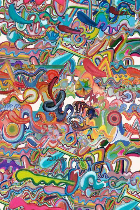 jazz graffiti - Diego Manuel Rodriguez