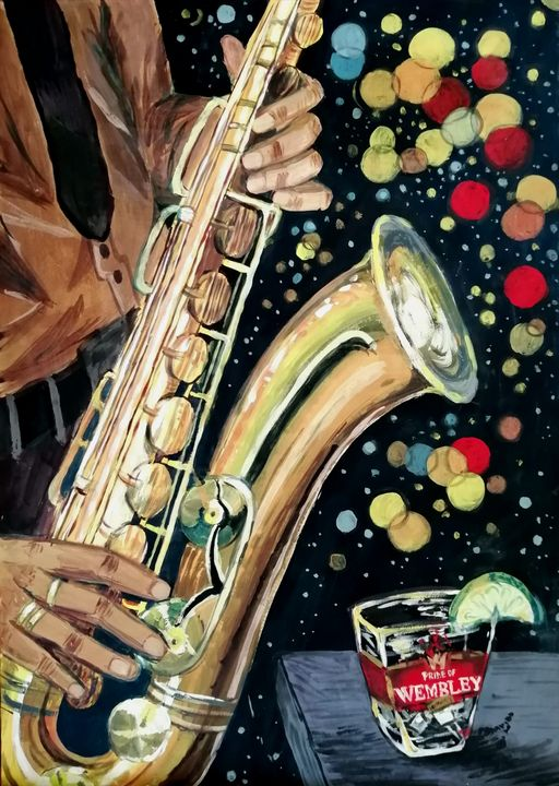 Romantic Sax - A.B.E.