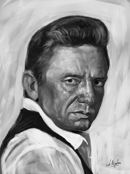 Johnny Cash - Portraits