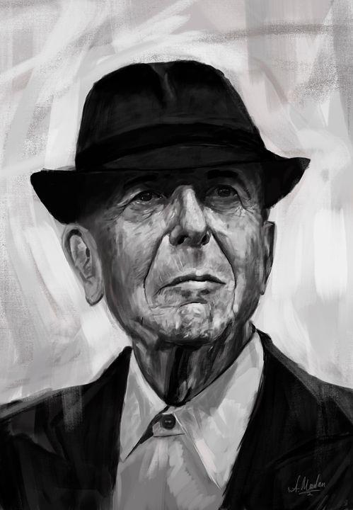 Leonard Cohen - Portraits