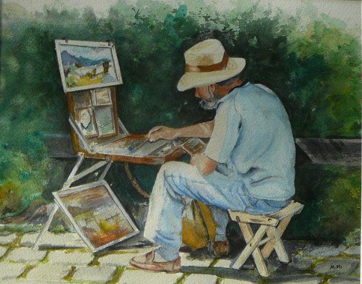 Artist - Mimi's Paintings