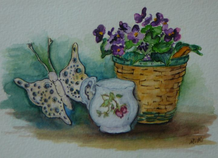 Still Life - Mimi's Paintings