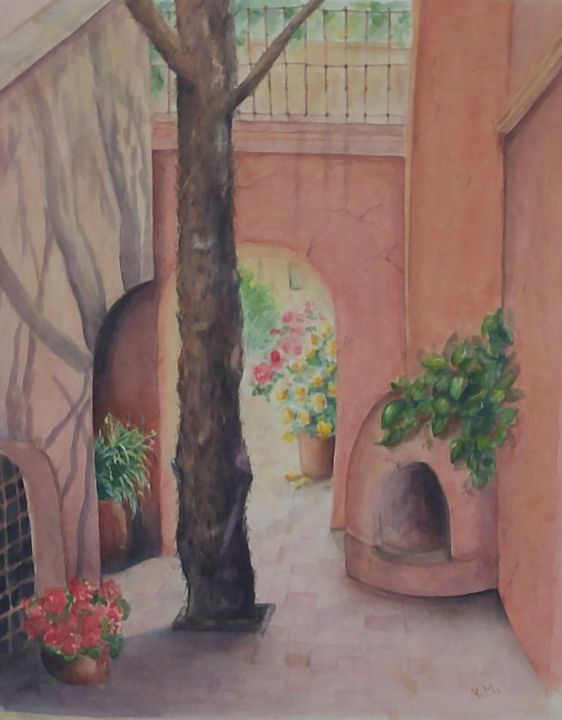 Southwest - Mimi's Paintings