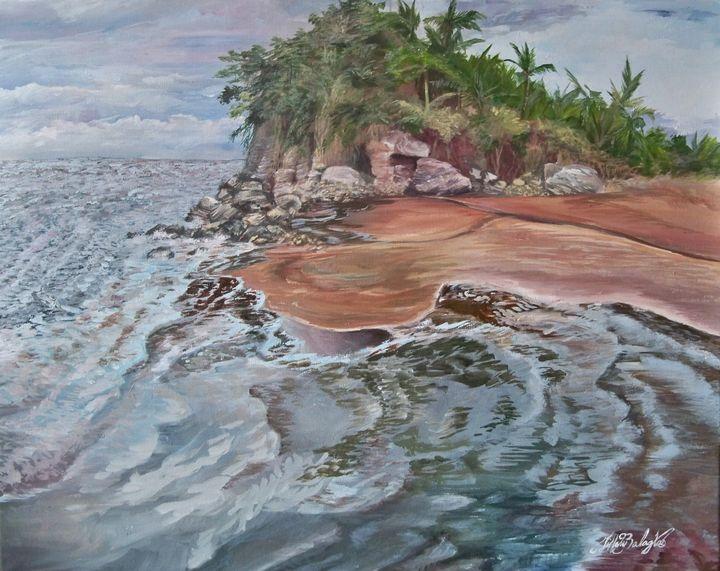 Island View - Tiffany Balagtas
