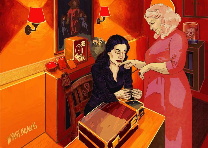 A Tender Moment - Tiffany Balagtas