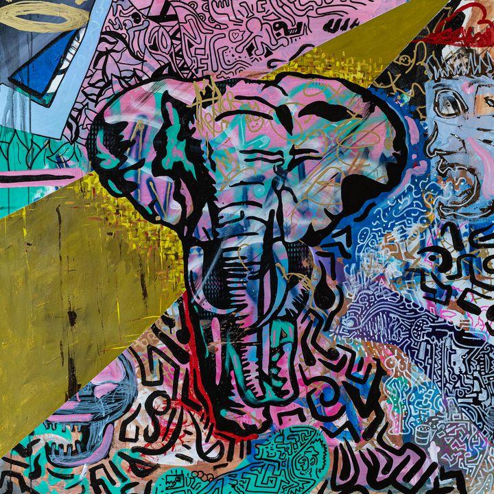 Africa's Ivory - Saint Leon Art