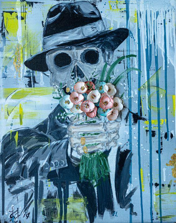 Chivalry Is Dead - Saint Leon Art