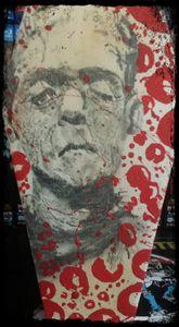 boris Karloff's frankenstein monster