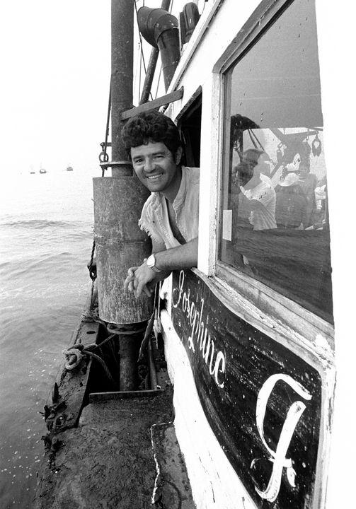 Capt. Tony Jackett 1988 - Koehlerphotography.com