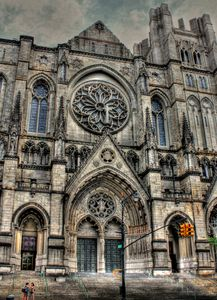 Cathedral of St. John the Divine (HD