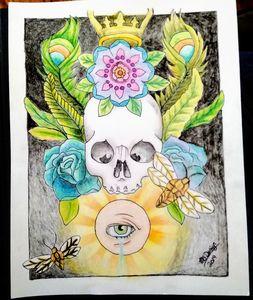 Original Skull Design