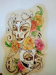 Masked Prints