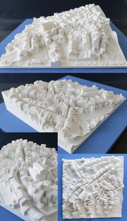 3D Streetscape: Jimera de Libar - 3D Townscapes