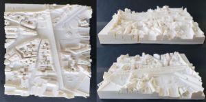 3D Townscape: Aqueduct of Segovia