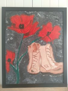 Anzac boots