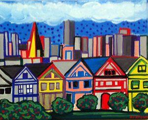 San Francisco Victorians #2
