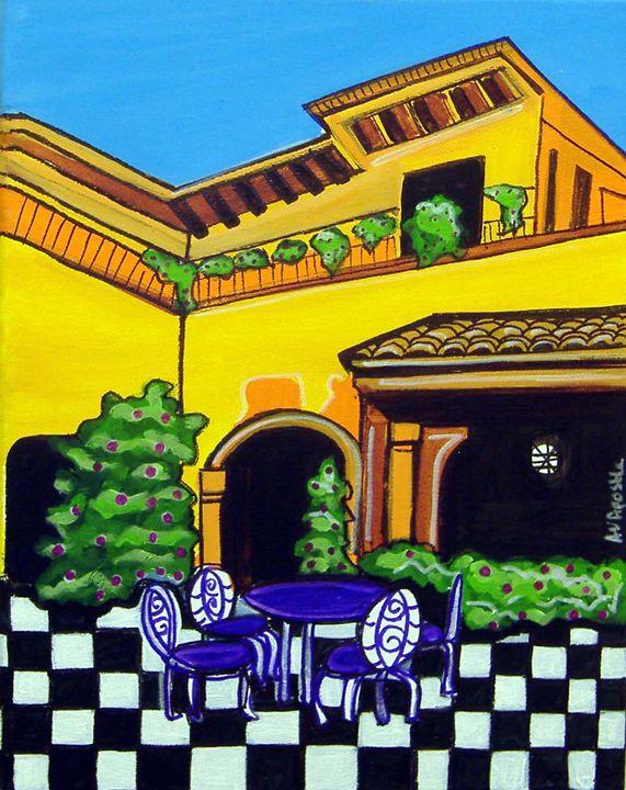 Villa #1 - A.V.Apostle Fine Art