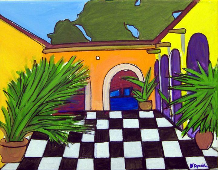Villa #2 - A.V.Apostle Fine Art