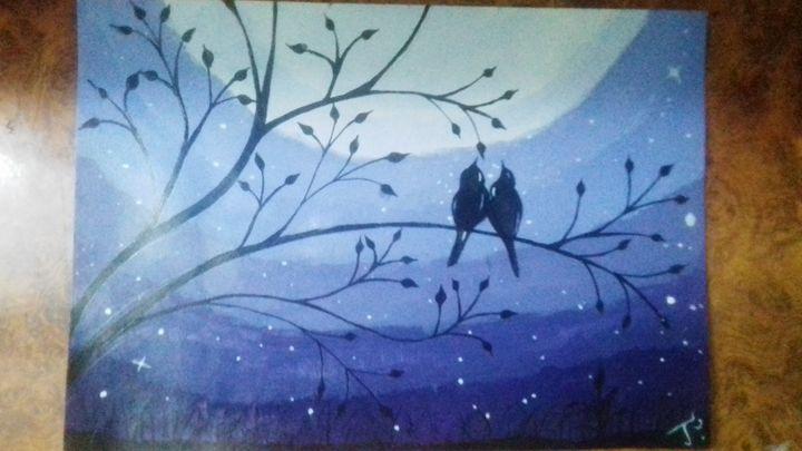 Love Birds - Capturing Visions